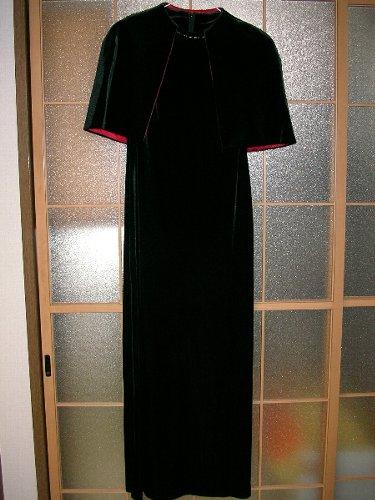 黒いドレス1